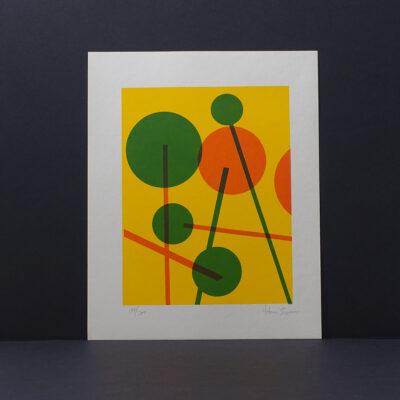 mid-century-modern-abstract-silkscreen-print-sommes-14x17