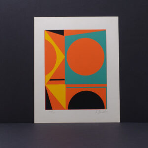 mid-century-modern-abstract-silkscreen-print-thessler-14x17
