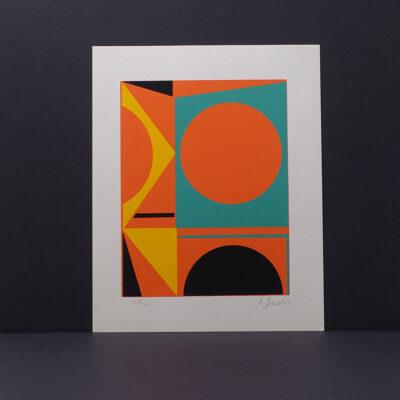 mid-century-modern-abstract-silkscreen-print-thessler-14x17