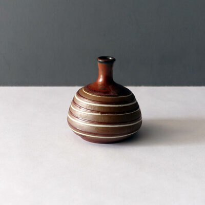otagiri-japan-vintage-stripe-weed-pot-vase