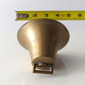English-brass-bell-copper-flange-iron-clapper-03