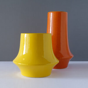yellow-scandinavian-style-vase-pair