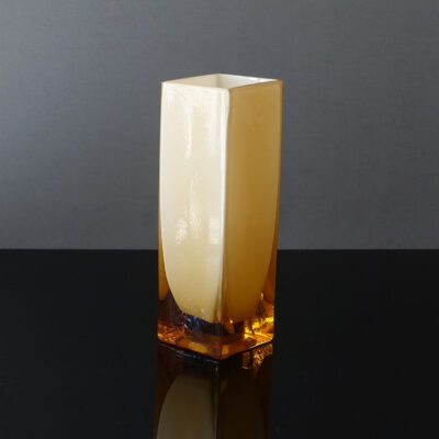 caramel-square-cased-glass-vase