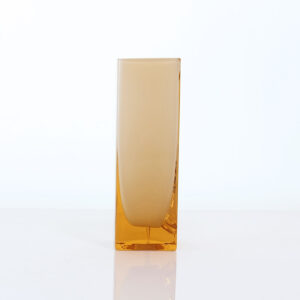 caramel-square-cased-glass-vase