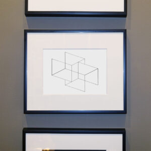 albers poems and drawings 1958