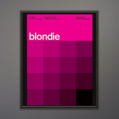 swissted-framed-posters-blondie-1975