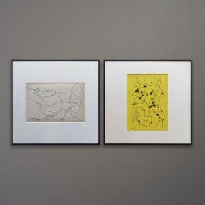 Gillo Dorfles Lithograph Movimento Arte Concreta 1955-2