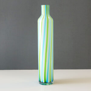 caned-blue-green-cased-glass-tall-vase