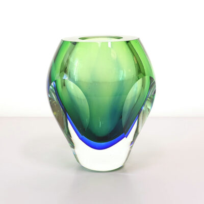tri-color-sommerso-blue-green-vase