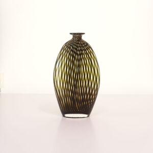 Vetro a fili-taller-glass-vase