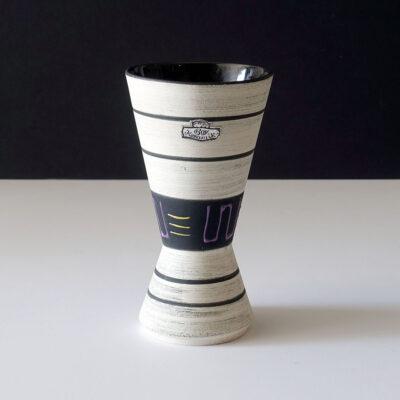 bay-keramik-germany-striped-vase