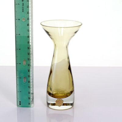 sea-glasbruk-sweden-amber-hyacinth-vase