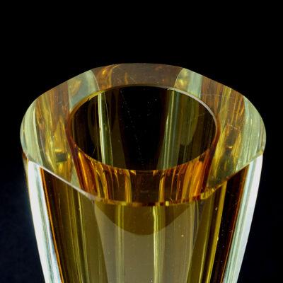 golden-amber-sommerso-cut-crystal-vase
