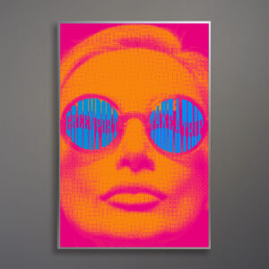 Greenport North Fork Psychedelic Poster-2