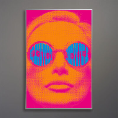 Greenport North Fork Psychedelic Poster