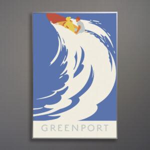 greenport-speedboat-poster