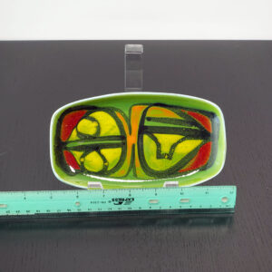 poole-pottery-delphis-green-dish-2