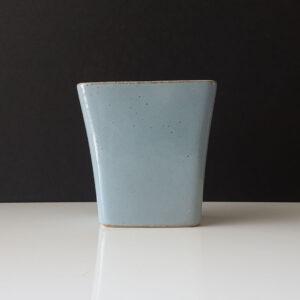 Stanley Ballard blue vase form I.D. 20