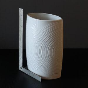 naaman-israel-large-op-art-porcelain-vase