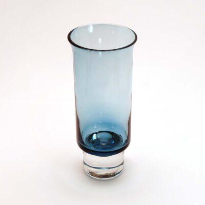 Aseda Glasbruk Pale Blue Flared Vase