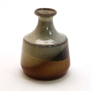 Pottery Craft Small Tapered Vase-C1-2400px