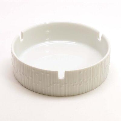 Rosenthal Porcelain Op-Art Ashtray-C1sq