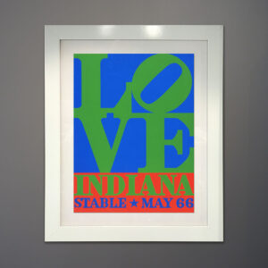 LOVE Indiana Stable May 66 original