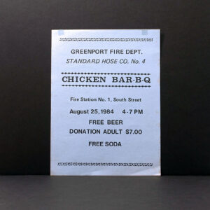 Chicken Bar-B-Q,