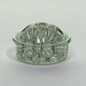 crystal-molded-frog--ikebana-flower-stand-2
