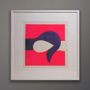 emily-starkie-hixon-1973-pop-art-serigraph