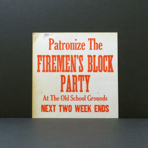 patronize-the-firemen's-block-party